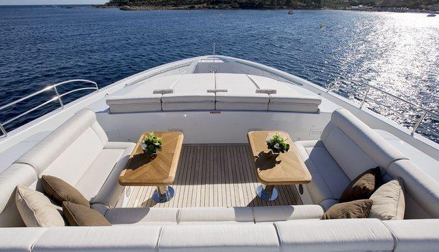San Bernardo Charter Yacht - 2