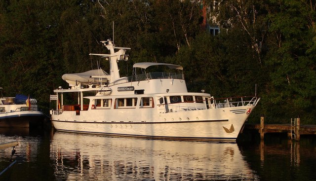 Rudolf Diesel Charter Yacht - 3