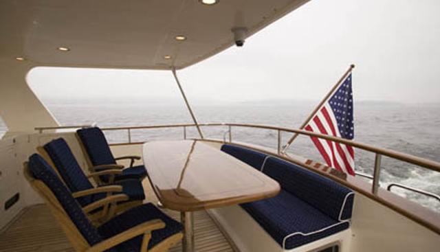 Peninsula Charter Yacht - 4