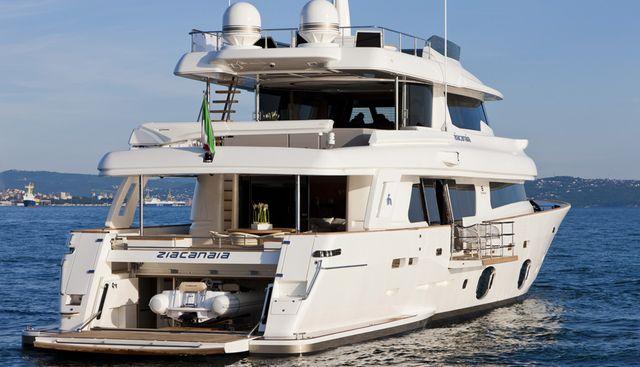 Ziacanaia I Charter Yacht - 4