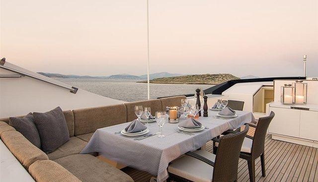 Salina Charter Yacht - 4