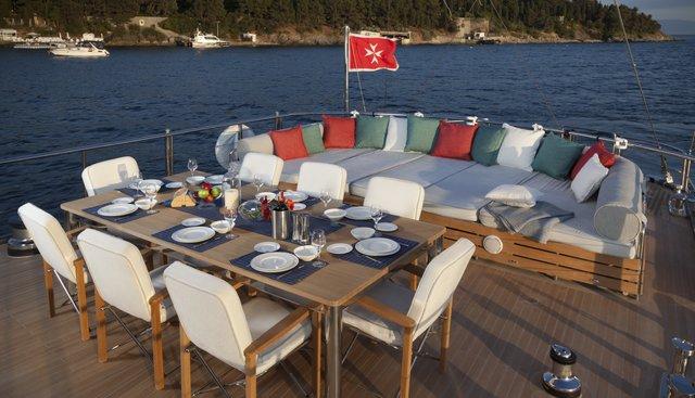 Merlin Charter Yacht - 5
