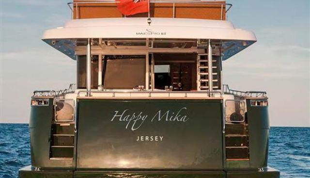Happy Mika Charter Yacht - 5