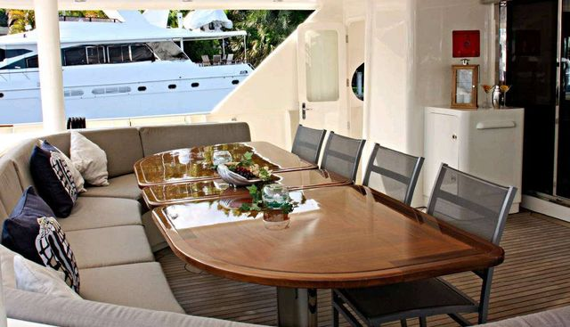 Lady Jade Charter Yacht - 2