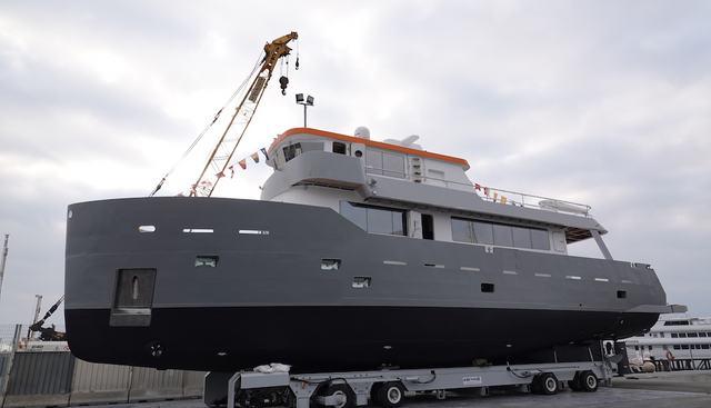 Heidi Cube Charter Yacht