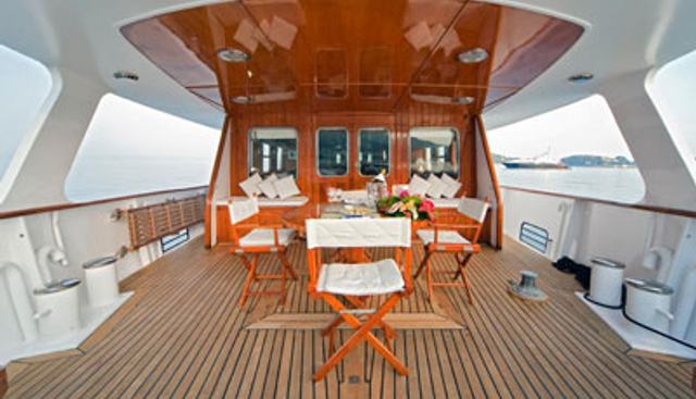 La Fidanzata Charter Yacht - 3