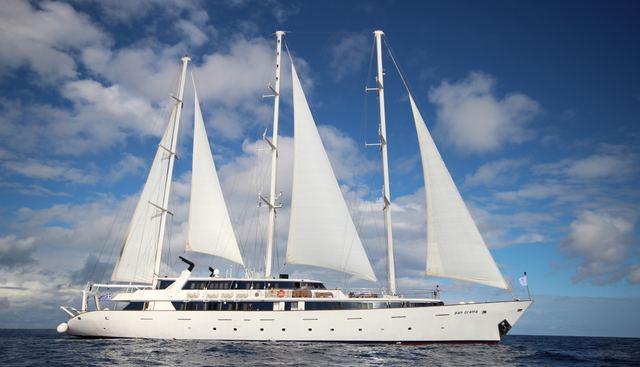 Pan Orama Charter Yacht