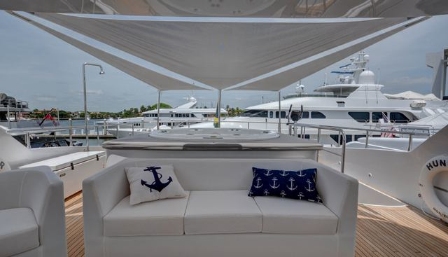 White Knight Charter Yacht - 8