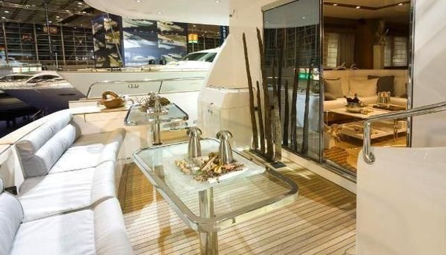 Just 4 Us Charter Yacht - 4
