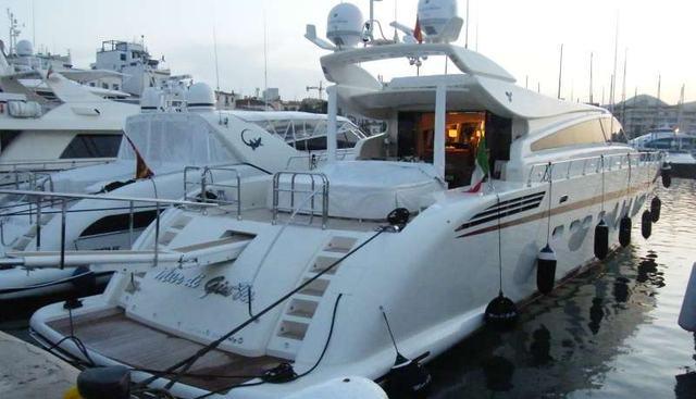 Mar di Giava Charter Yacht