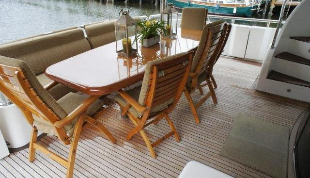 Wishes Granted Charter Yacht - 4
