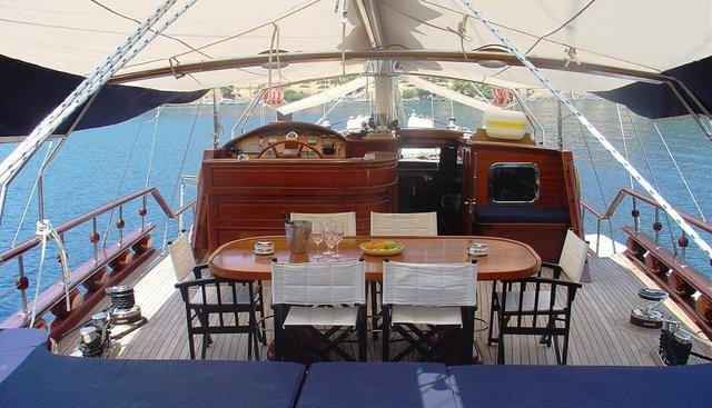 Cobra Junior Charter Yacht - 4