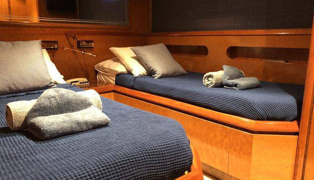 Furia Sexto Charter Yacht - 7