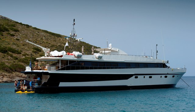 Harmony G Charter Yacht - 2
