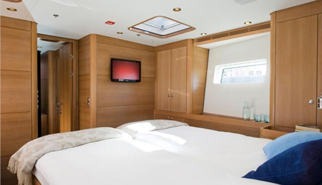 Nefertiti Charter Yacht - 7