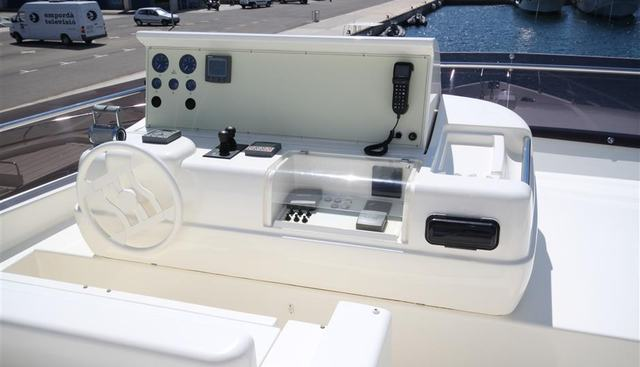 Monticello II Charter Yacht - 7