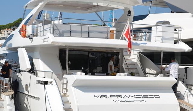 Mr Francisco Charter Yacht - 3