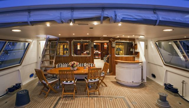 Star of the Sea Charter Yacht - 5