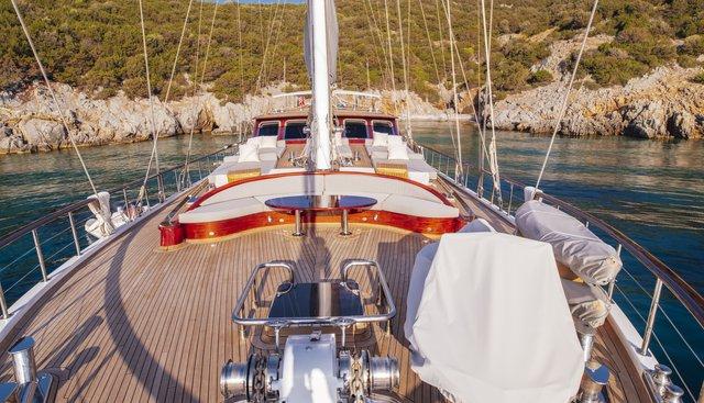 Hic Salta Charter Yacht - 2