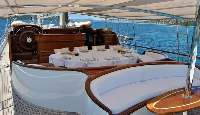 Caner IV Charter Yacht - 8