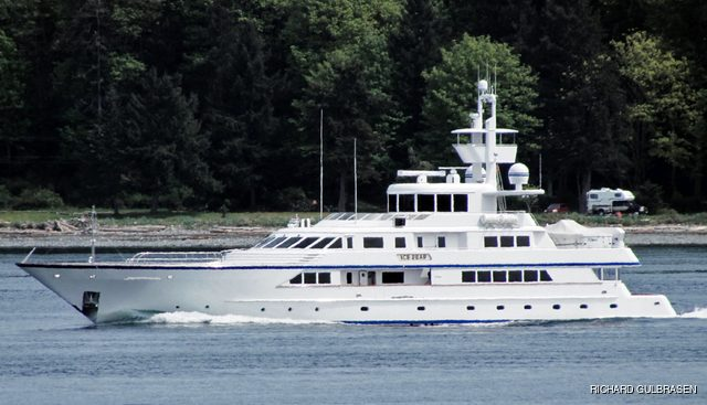 Ice Bear Charter Yacht