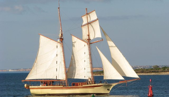 Brigantine Charter Yacht