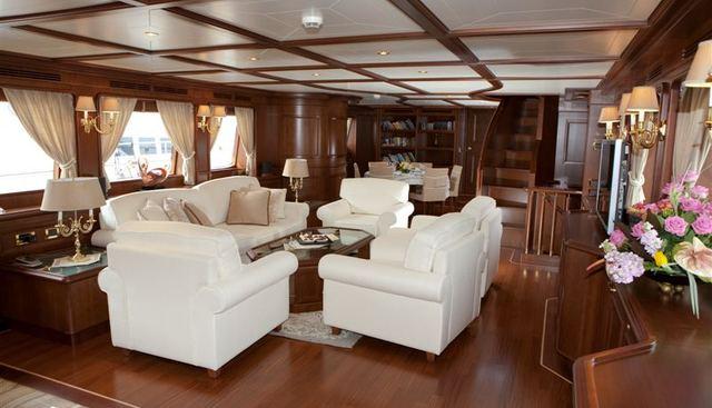 Jarela Charter Yacht - 3