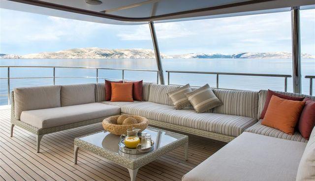 Oryx Charter Yacht - 5