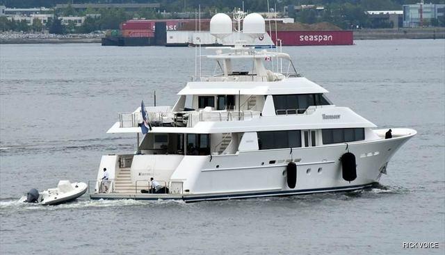 Harmony Charter Yacht - 2