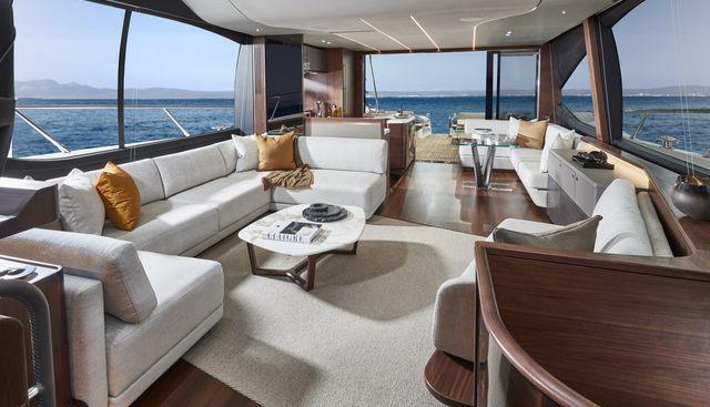 SCORE ONE Charter Yacht - 6
