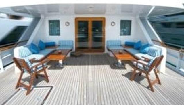 Oktana Charter Yacht - 2