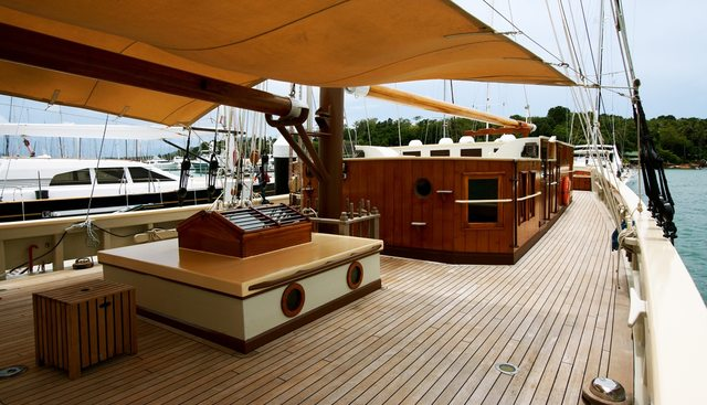 Raja Laut Charter Yacht - 4