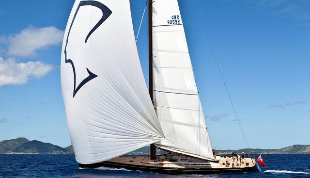 Nefertiti Charter Yacht