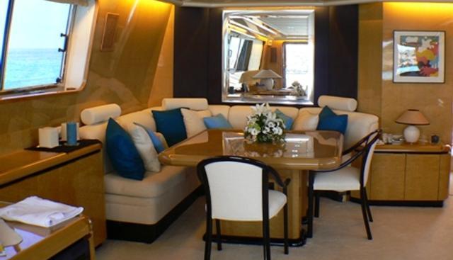 Dorabella Charter Yacht - 5