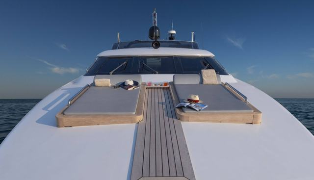Project Steel Charter Yacht - 2