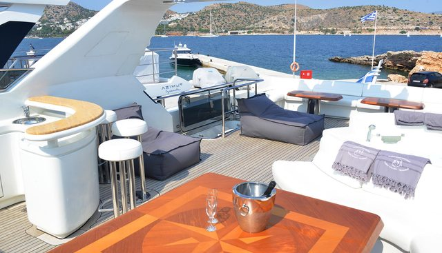 Lady Moh Charter Yacht - 3
