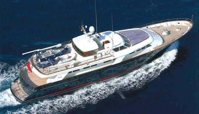Bel-Ami II Charter Yacht