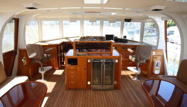 August Maverick Charter Yacht - 3