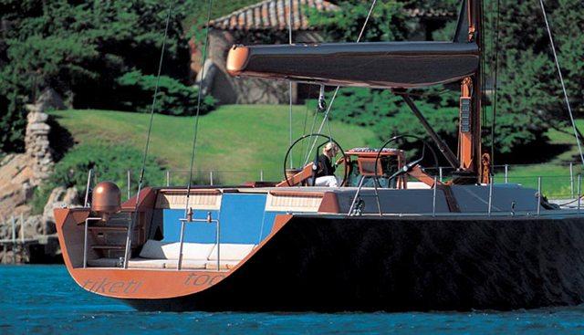 Tiketitoo Charter Yacht - 5