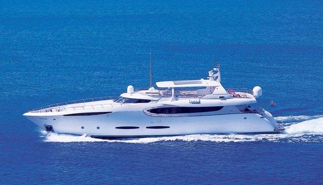 Phoenix Charter Yacht