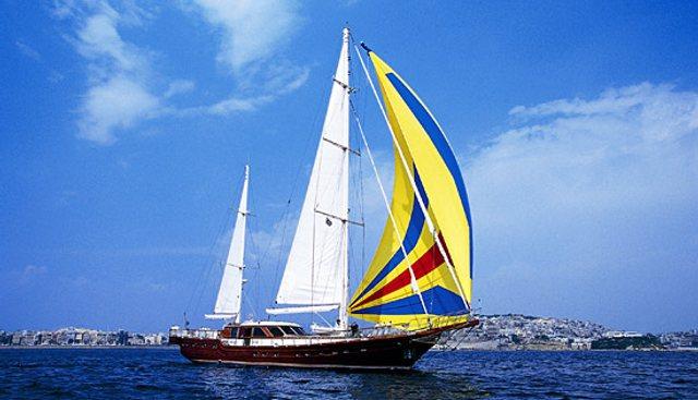 Troia Charter Yacht