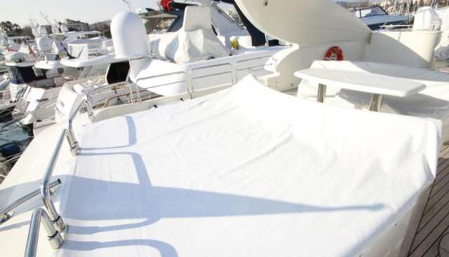 Santa Maria X Charter Yacht - 4