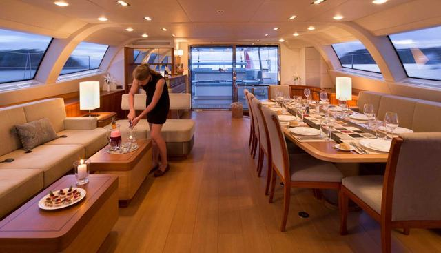 Trinakria Charter Yacht - 6