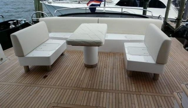 Mr. Ed Charter Yacht - 4