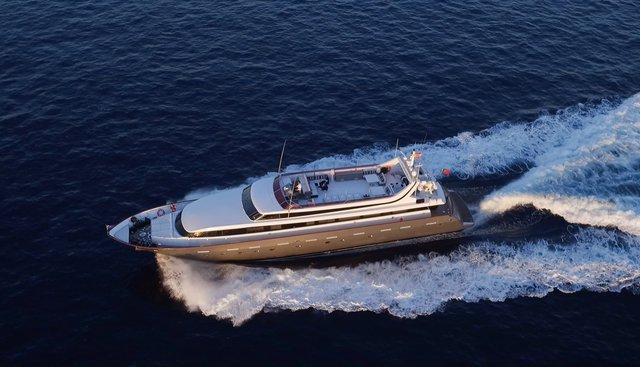Paula III Charter Yacht