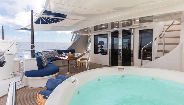 All Inn Charter Yacht - 4