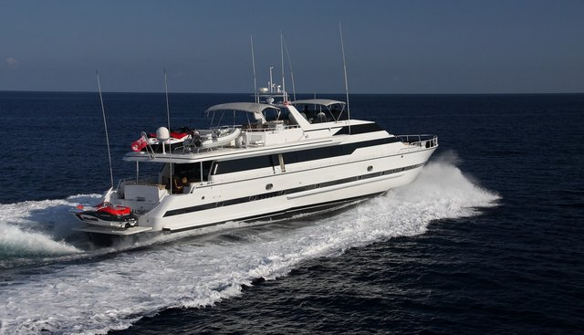 Illusions Charter Yacht - 3