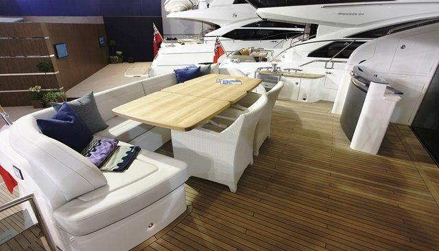 Minx Charter Yacht - 4
