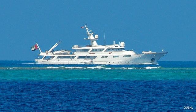 Um Hurair Charter Yacht - 2
