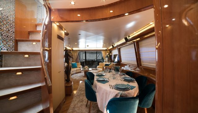 D'Aristotelis Charter Yacht - 8